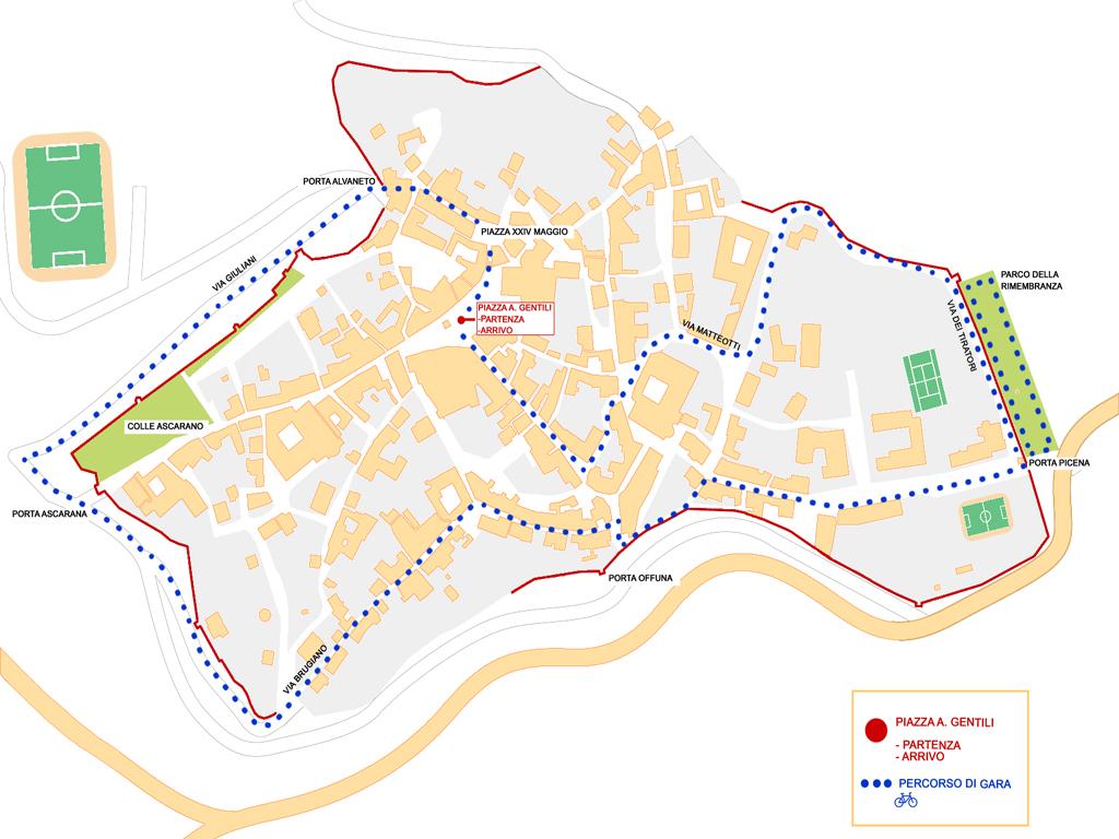 GARA MTB NOTTURNA_mappa