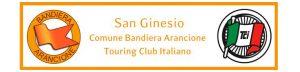 San Ginesio Bandiera Arancione touring Club Italia