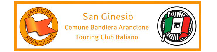 San Ginesio Bandiera arancione